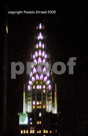 CU Chrysler Building  2005 strand small