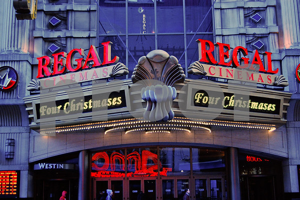 Regal Cinema, NYC