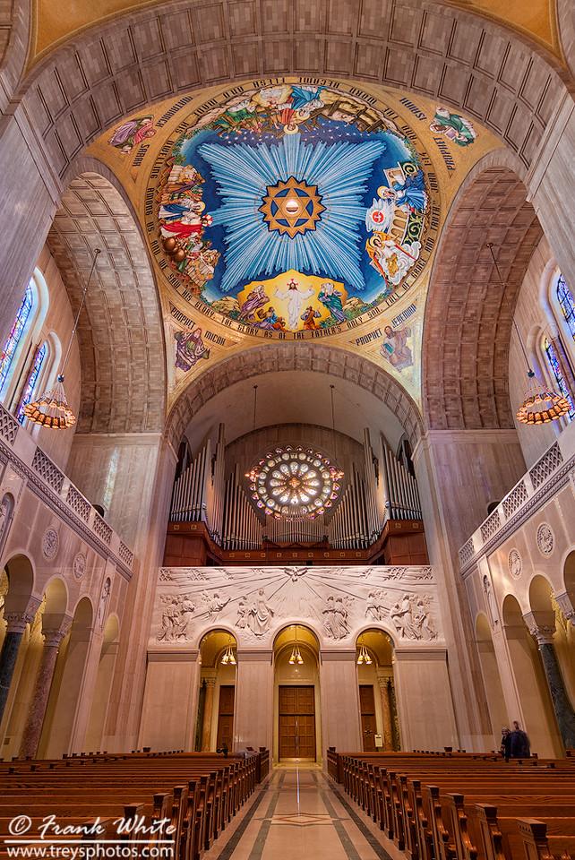 National Basilica in Washington DC