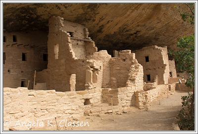 Spruce Tree House, Mesa Verde National Park, Colorado