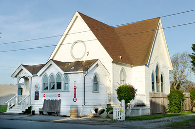 community hall-