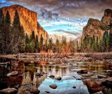 Yosemite Valley Light E2