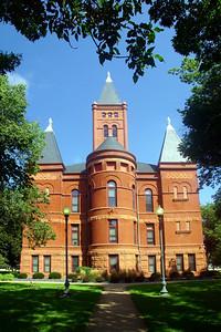 Aurora, NE Courthouse