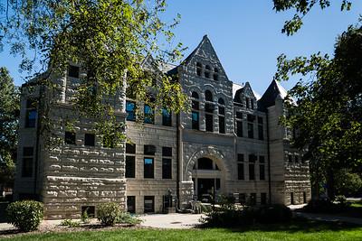Auburn, NE Courthouse
