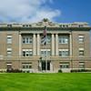 St Paul, NE Courthouse