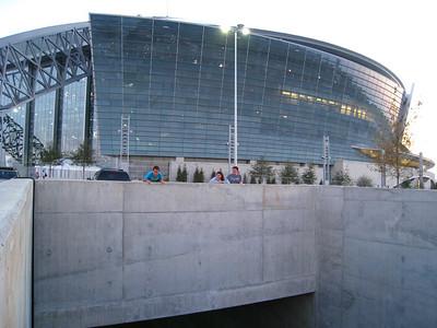 New Cowboy's Stadium