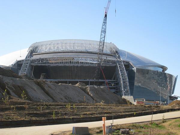New Dallas Cowboys Stadium