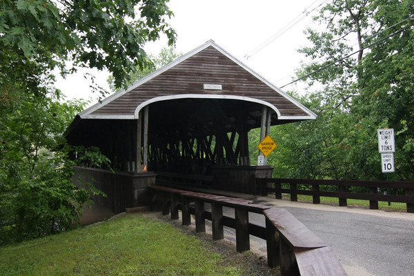 New Hampshire Covered Bridges June 2009