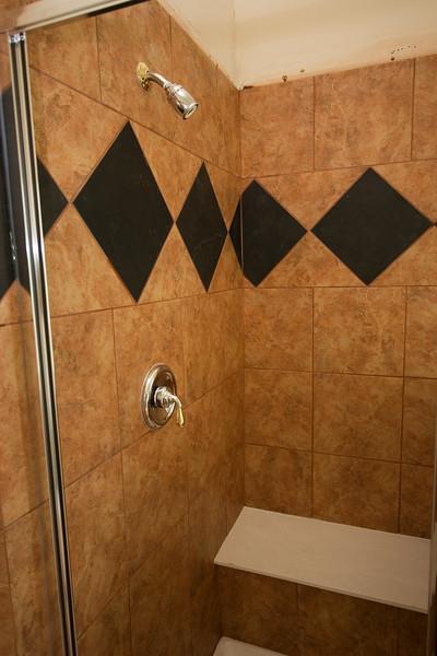 Shower - August 18, 2007
