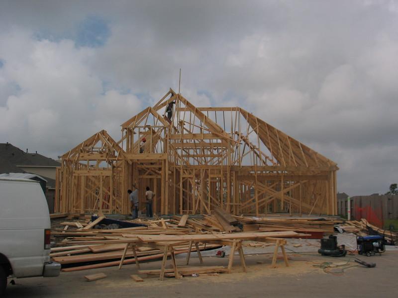 Frame Job!  4/5/2007