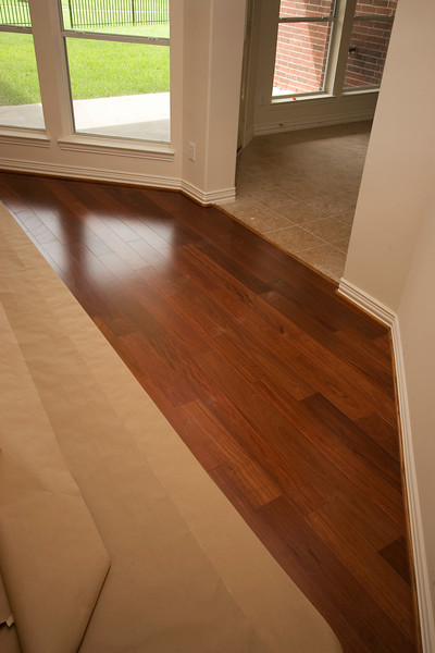 Flooring August 18, 2007