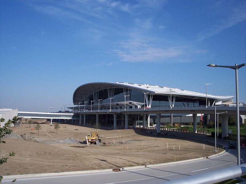 New Indianapolis Airport