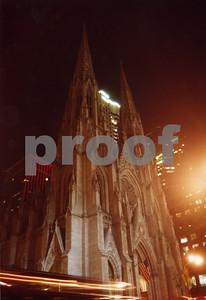 St. Patrick's Cathdral, New York City.