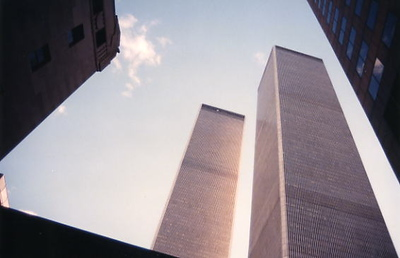 New York City, World Trade Center, 1999