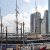 Pier 17 - New York City - Panorama