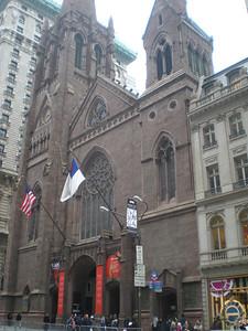 So many beautiful churches...