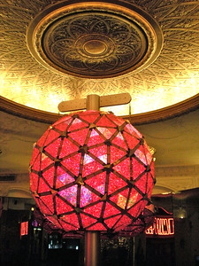 There is a Times Square Museum in Times Square that is free and very interesting.  You can see the New Year's Eve ball up close and personal!  This is the original Times Square Theatre!
