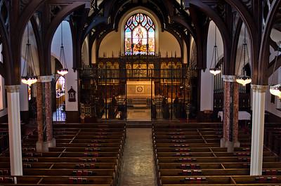 Bethesda Episcopal Church, Saratoga Springs, New York
