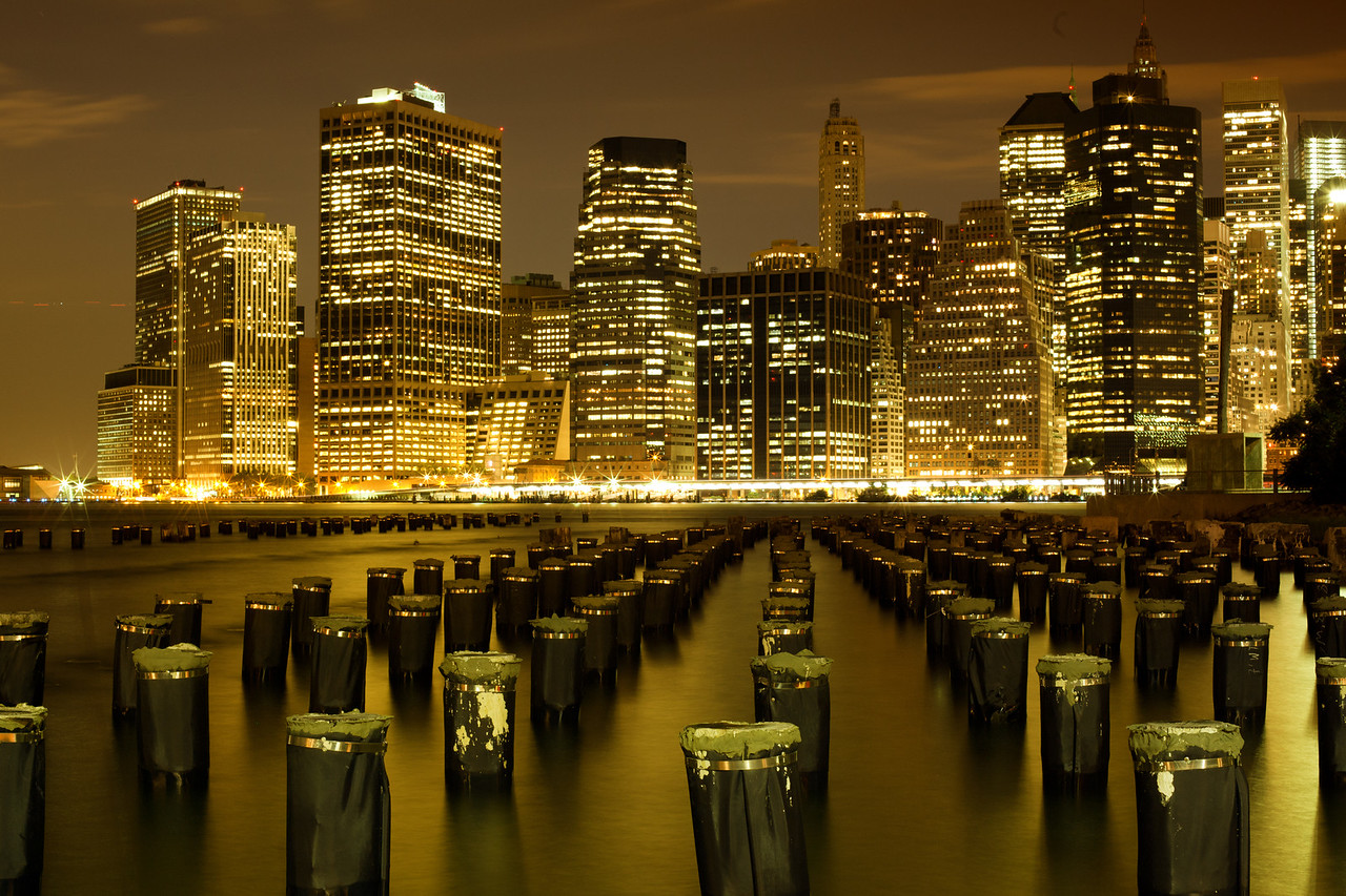 The Piers At Brooklyn Bridge Park
