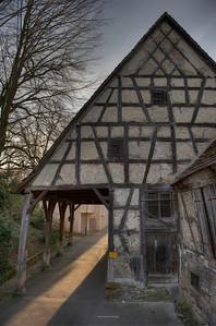 Old Barn Waiblingen