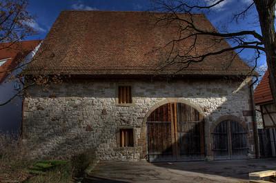 Fellbach, old barn