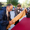 Dedication of St. Bede and Newman halls on October 6, 2012