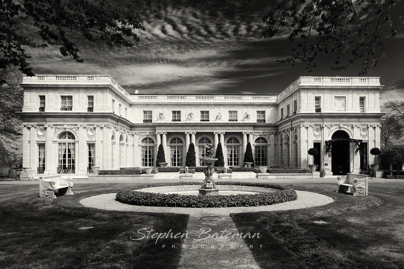 Rosecliff Mansion Newport Rode Island