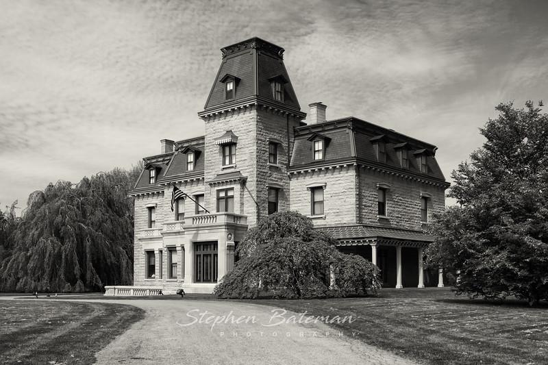 Chateau-sur-Mer Mansion Newport Rode Island