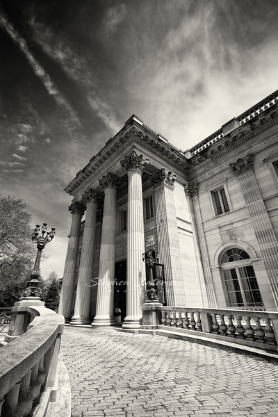 Marble Mansion Newport Rode Island