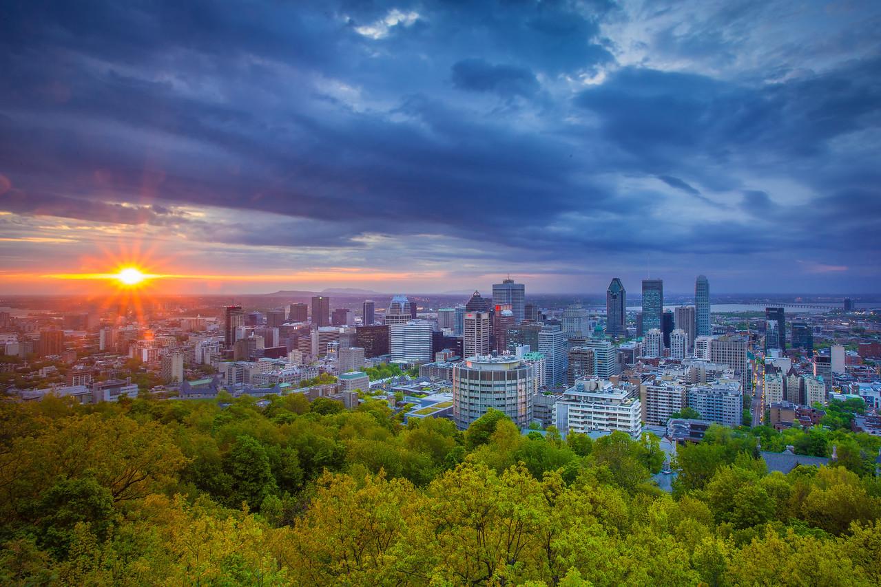 Montreal Awakens