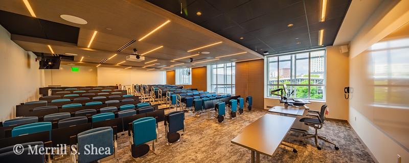 Northeastern University: Richards Building Classrooms
