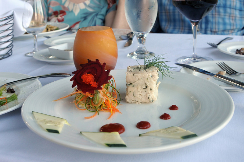My favorite dish- Halibut Bolo.