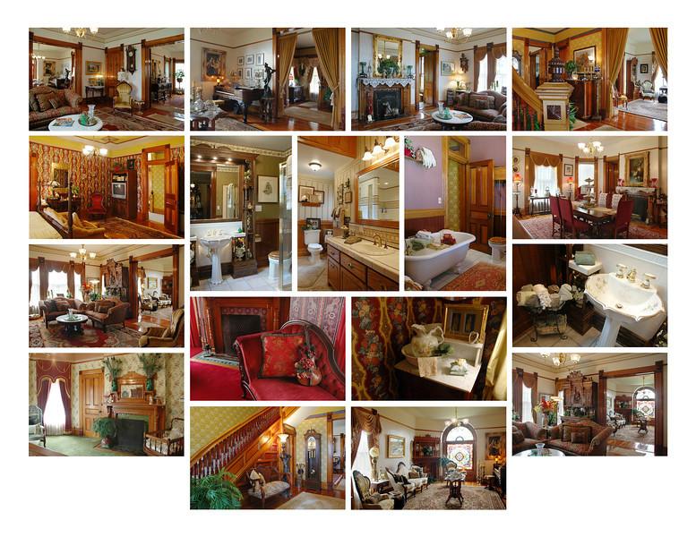 Nunan House interior 1