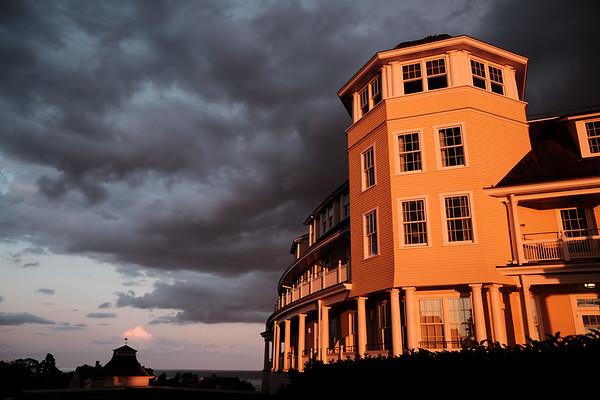 Ocean House storm