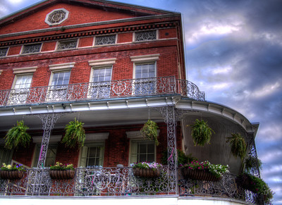 The Terrace. NOLA