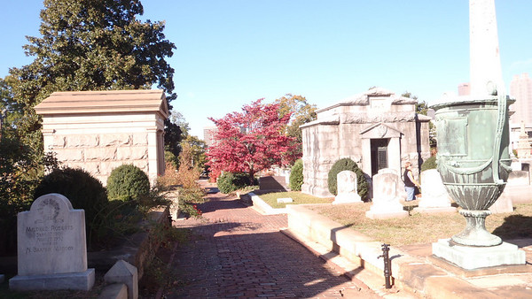 Oakland Cemetery 2010