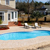 New Construction - Pool at Odum, Georgia