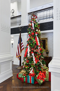Old Parkland Holiday Decorations