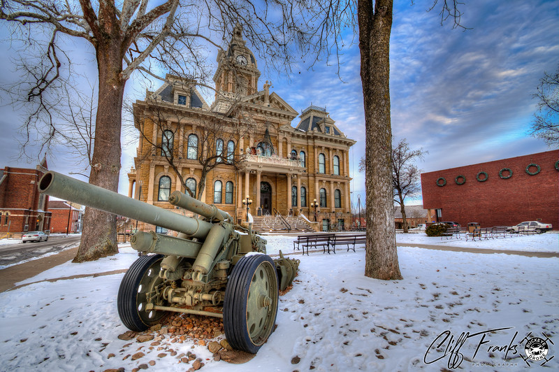 Guernsey County Courthouse 5