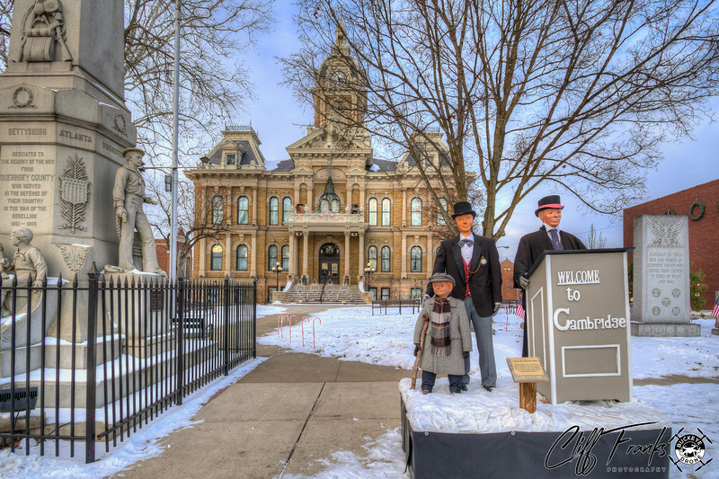 Guernsey County Courthouse 2