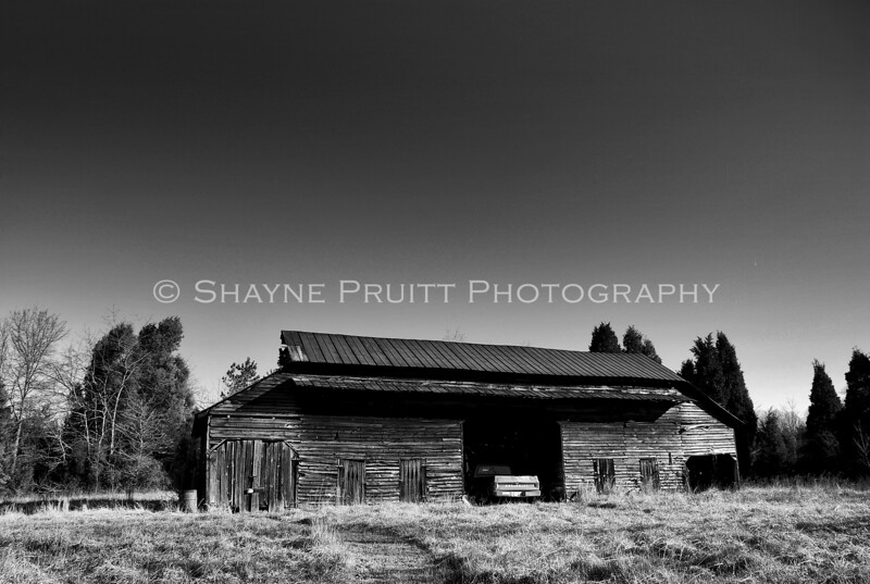 Old Barn, Lexington, North Carolina