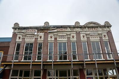 Greenfield, MO opera house