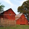 Old Barn and Building, Braselton, Georgia
