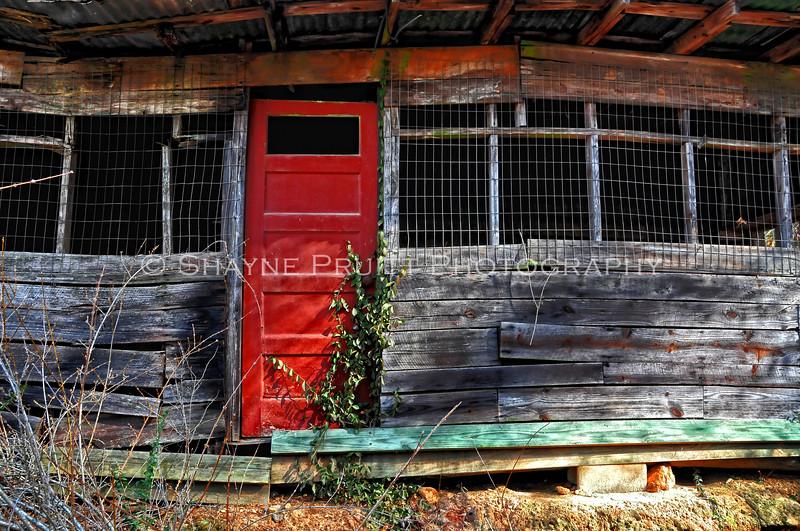 Old Hen House, Gainesville, Georgia