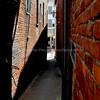 Alley Way, Annapolis, Maryland