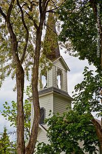 Helvetia Community Church steeple