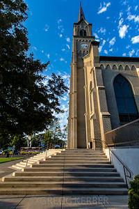 St Marys Church, Mt Angel