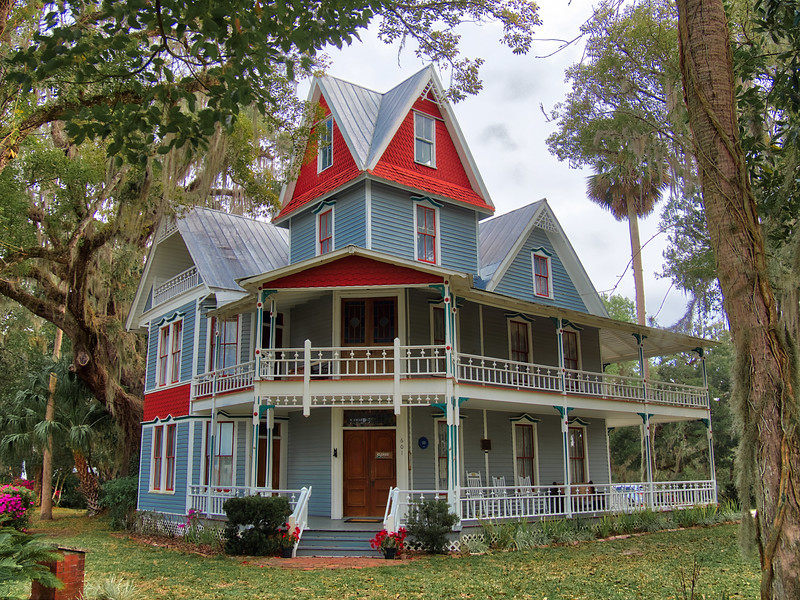 May-Stringer House in Brooksville