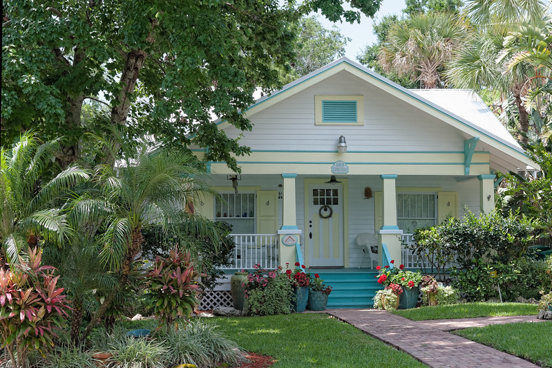Victorian-Era Home in Cocoa
