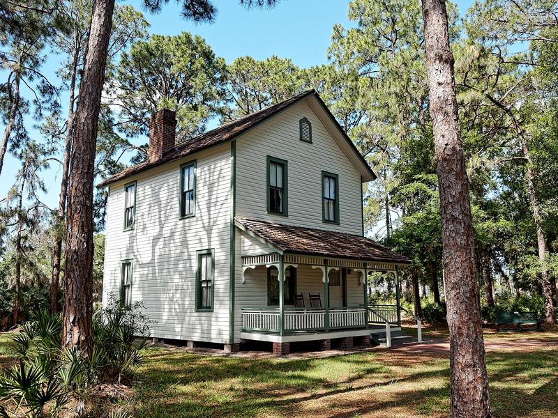 1896 Plant Sumner House